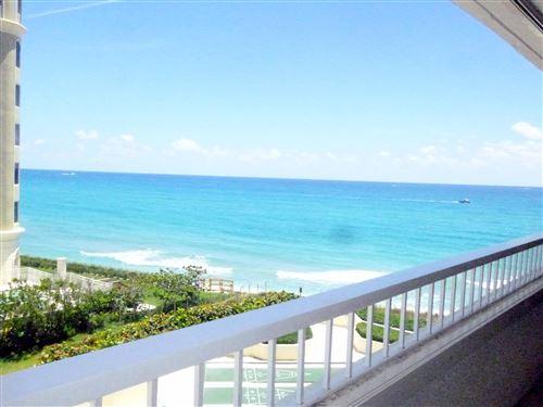 Photo of Listing MLS rx in 5280 N Ocean Drive #3c Singer Island FL 33404