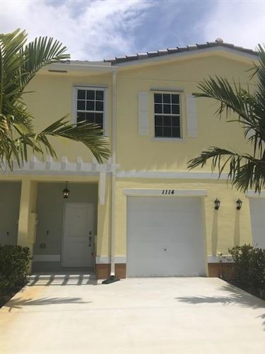 Photo of Listing MLS rx in 1114 NW 40th Terrace Lauderhill FL 33313