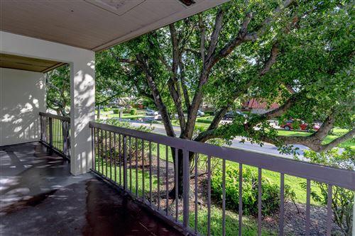 Photo of 3404 Gardens East Drive #25-B, Palm Beach Gardens, FL 33410 (MLS # RX-10752154)