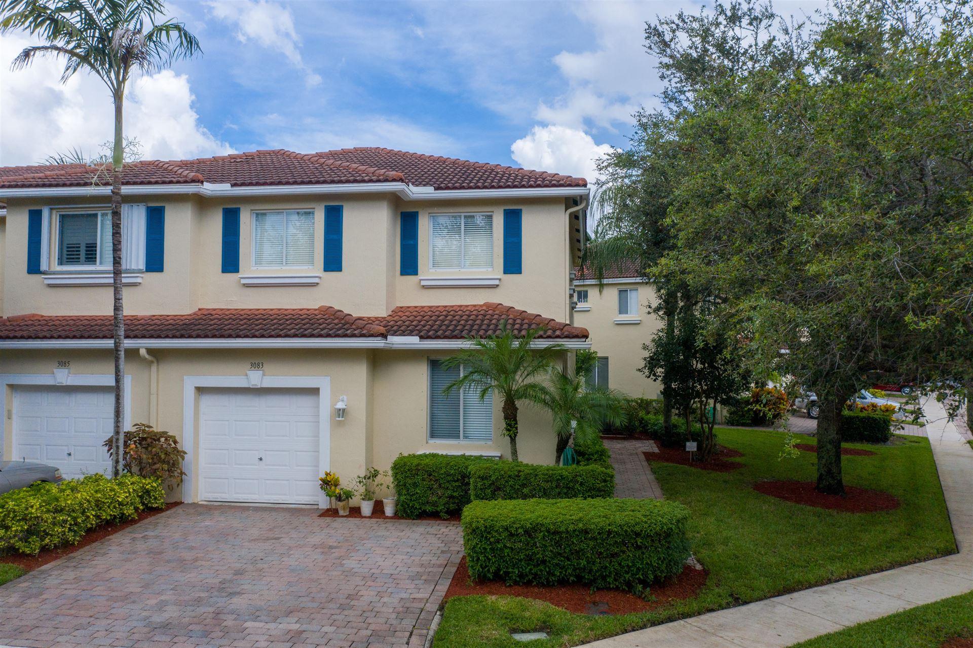 3083 N Evergreen Circle, Boynton Beach, FL 33426 - #: RX-10646154