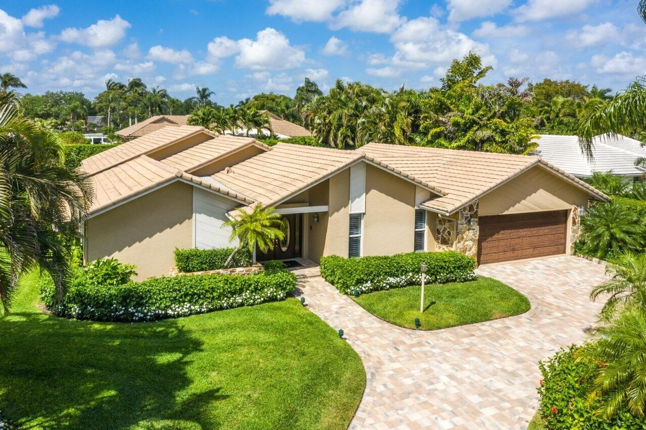 1381 Partridge Place N, Boynton Beach, FL 33436 - MLS#: RX-10703154
