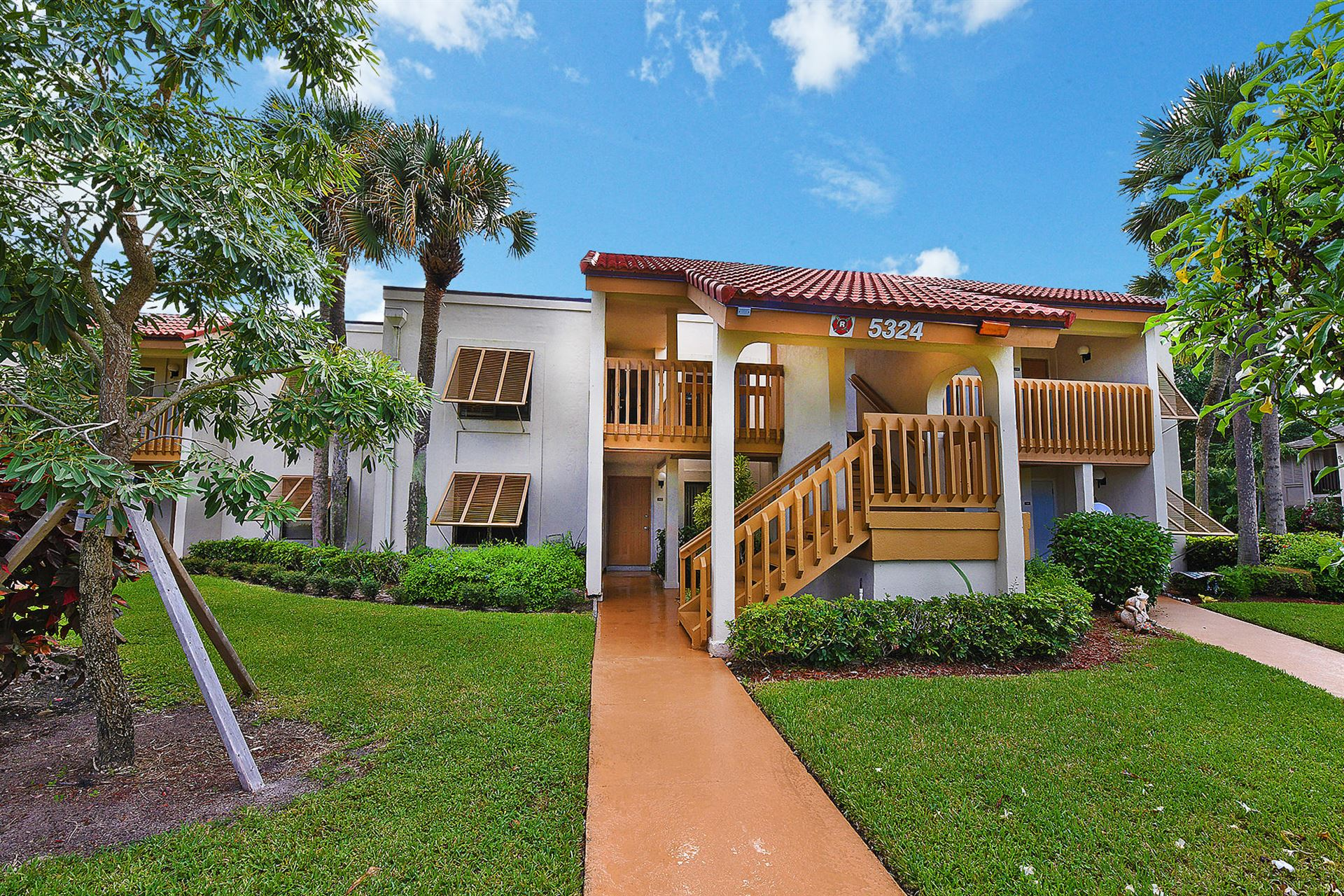 5324 Cedar Lake Drive #203, Boynton Beach, FL 33437 - MLS#: RX-10734154