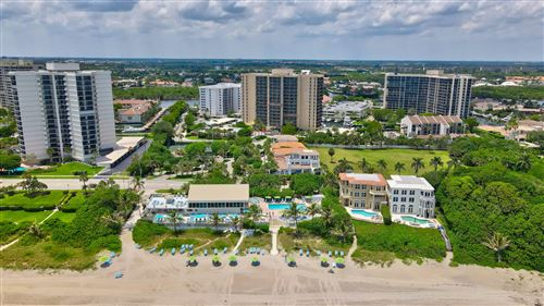 Photo of 4748 S Ocean Boulevard #806, Highland Beach, FL 33487 (MLS # RX-10716155)