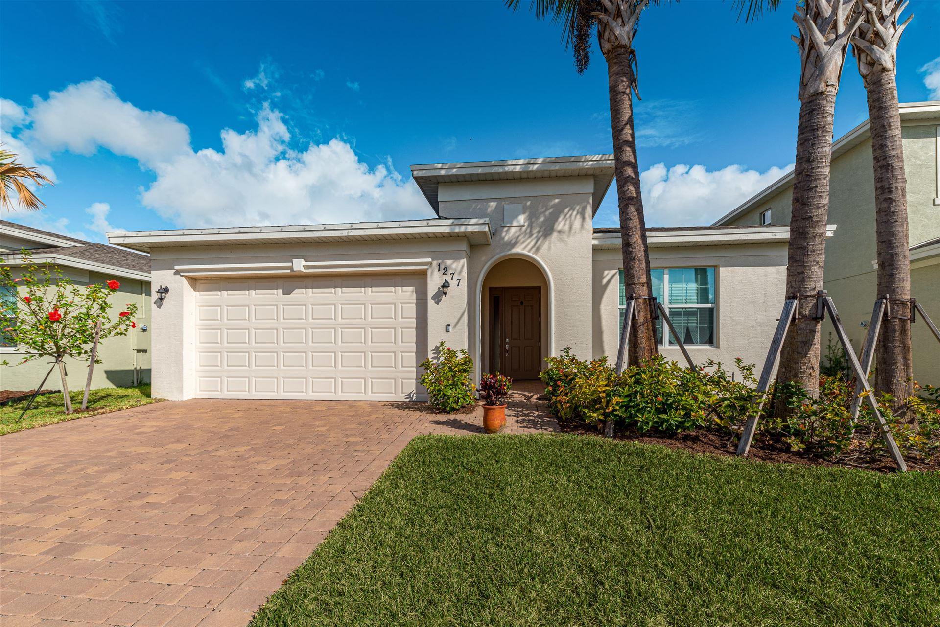 1277 NW Leonardo Circle, Port Saint Lucie, FL 34986 - #: RX-10692155