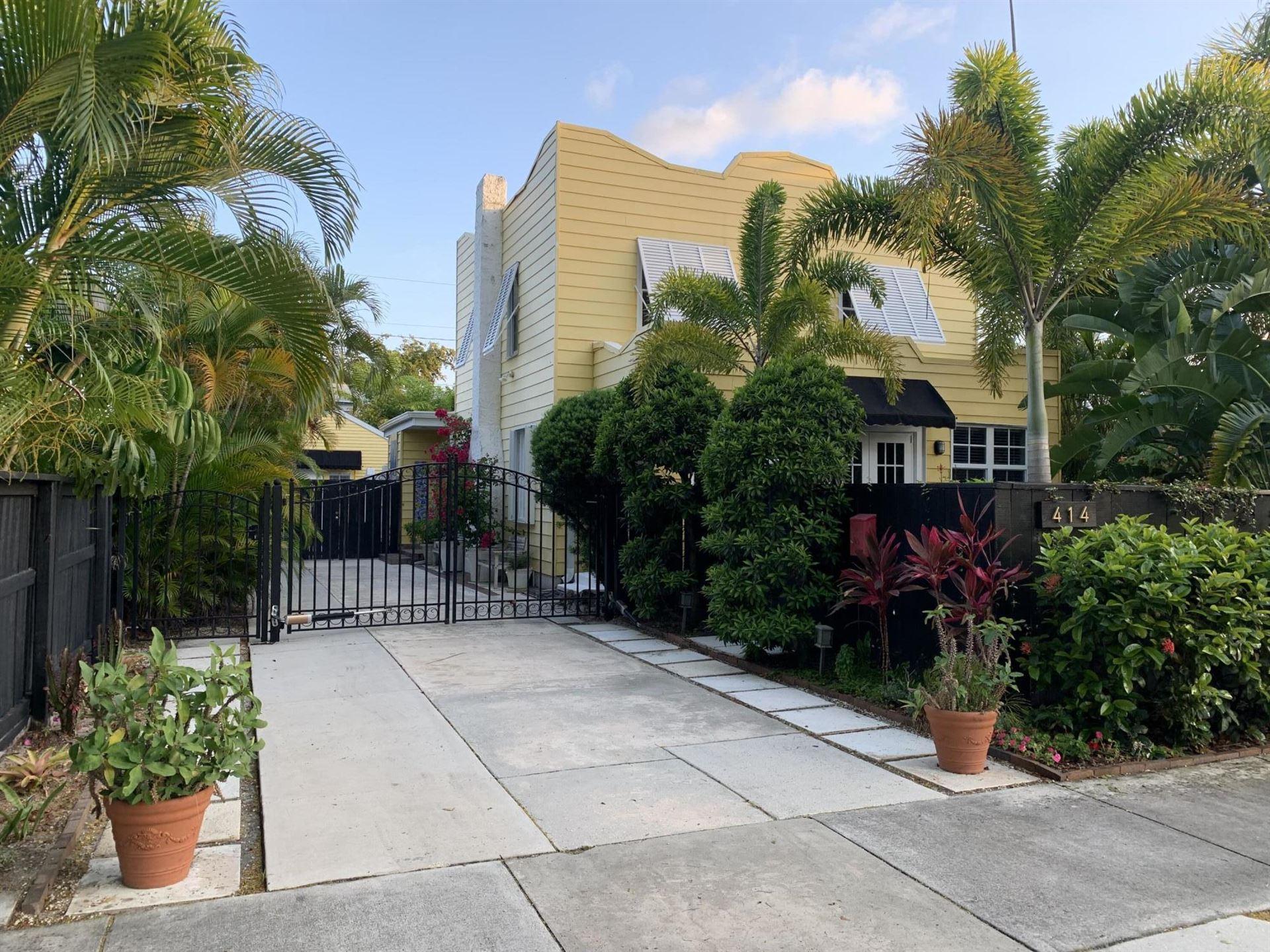 414 32nd Street, West Palm Beach, FL 33407 - MLS#: RX-10727155