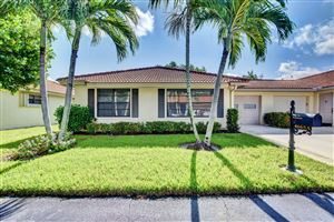 Photo of 4665 Rosewood Tree Court #A, Boynton Beach, FL 33436 (MLS # RX-10555156)