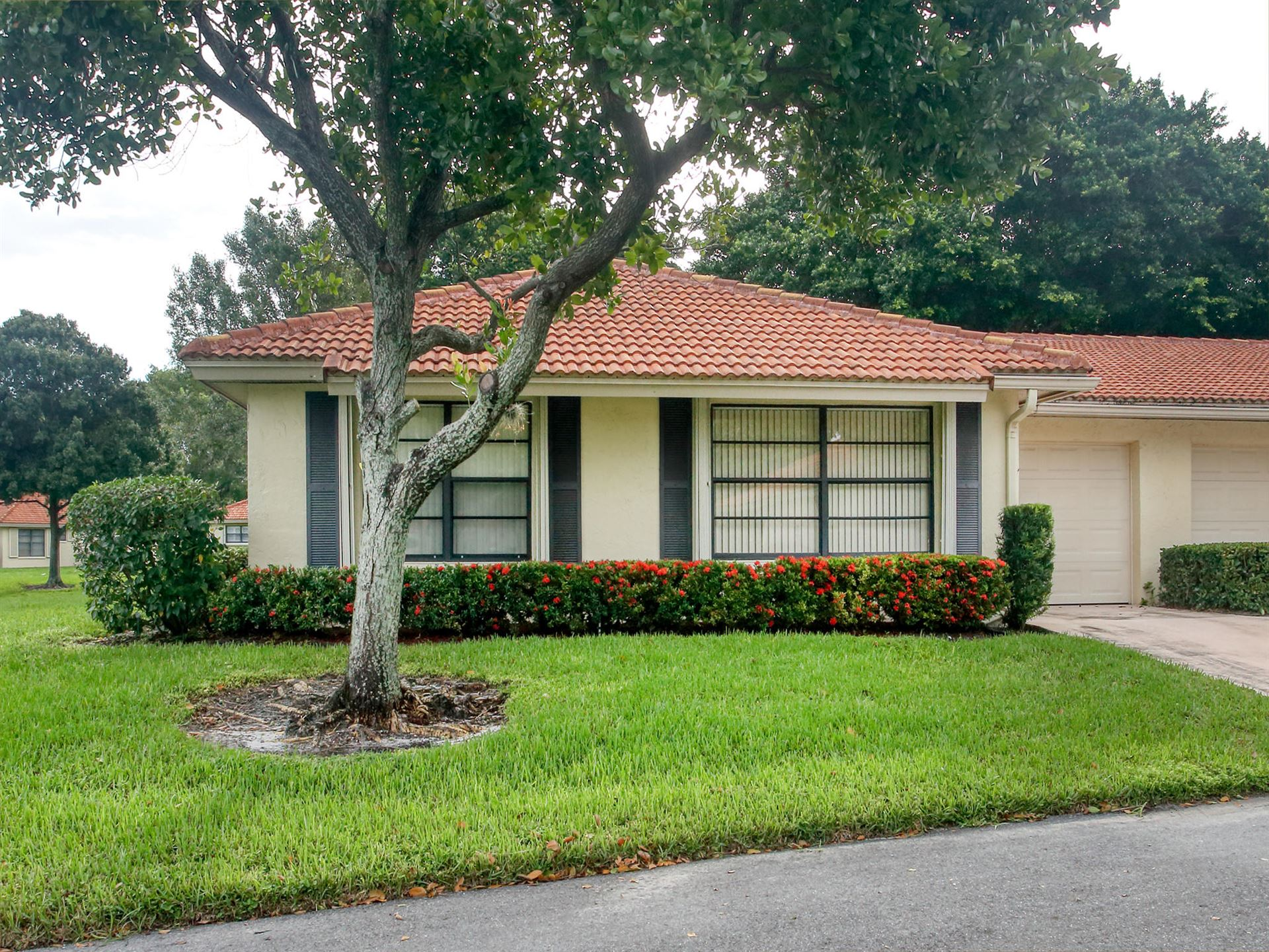 Photo of 4570 Rosewood Tree Court #A, Boynton Beach, FL 33436 (MLS # RX-10655156)