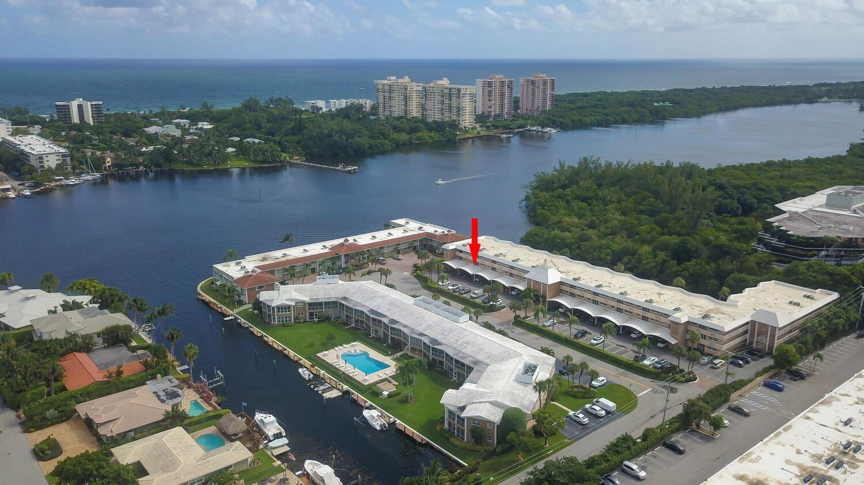 Photo of 700 NE Harbour Terrace #122, Boca Raton, FL 33431 (MLS # RX-10666156)