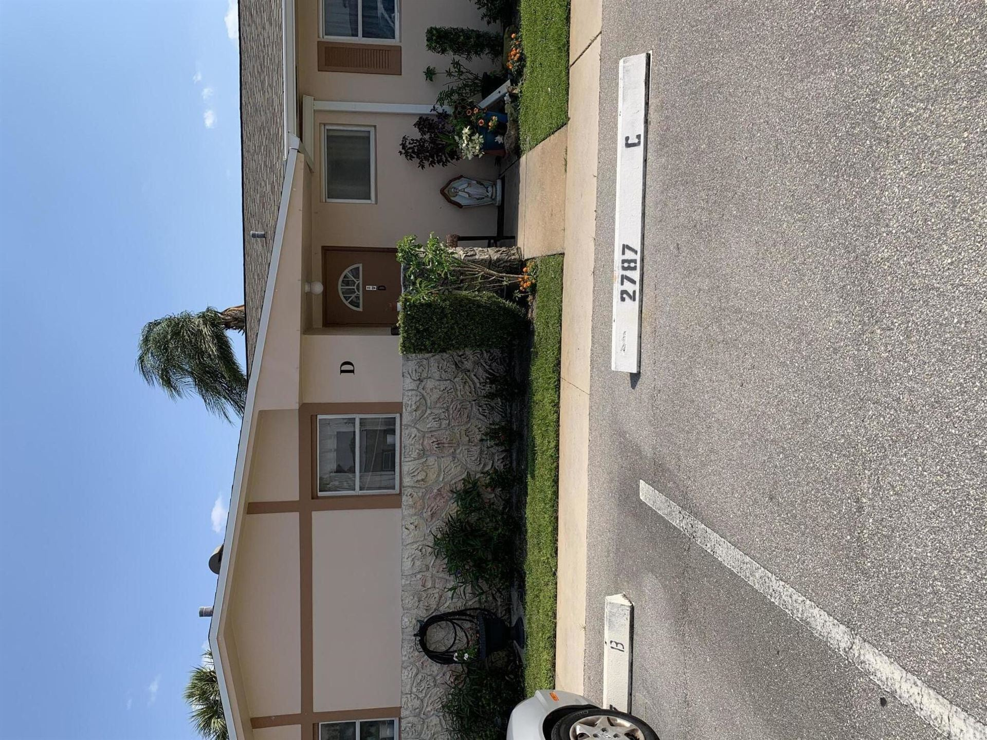 2787 Dudley Drive W #D, West Palm Beach, FL 33415 - MLS#: RX-10710156