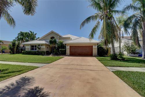 Photo of 390 Apache Lane, Boca Raton, FL 33487 (MLS # RX-10703157)