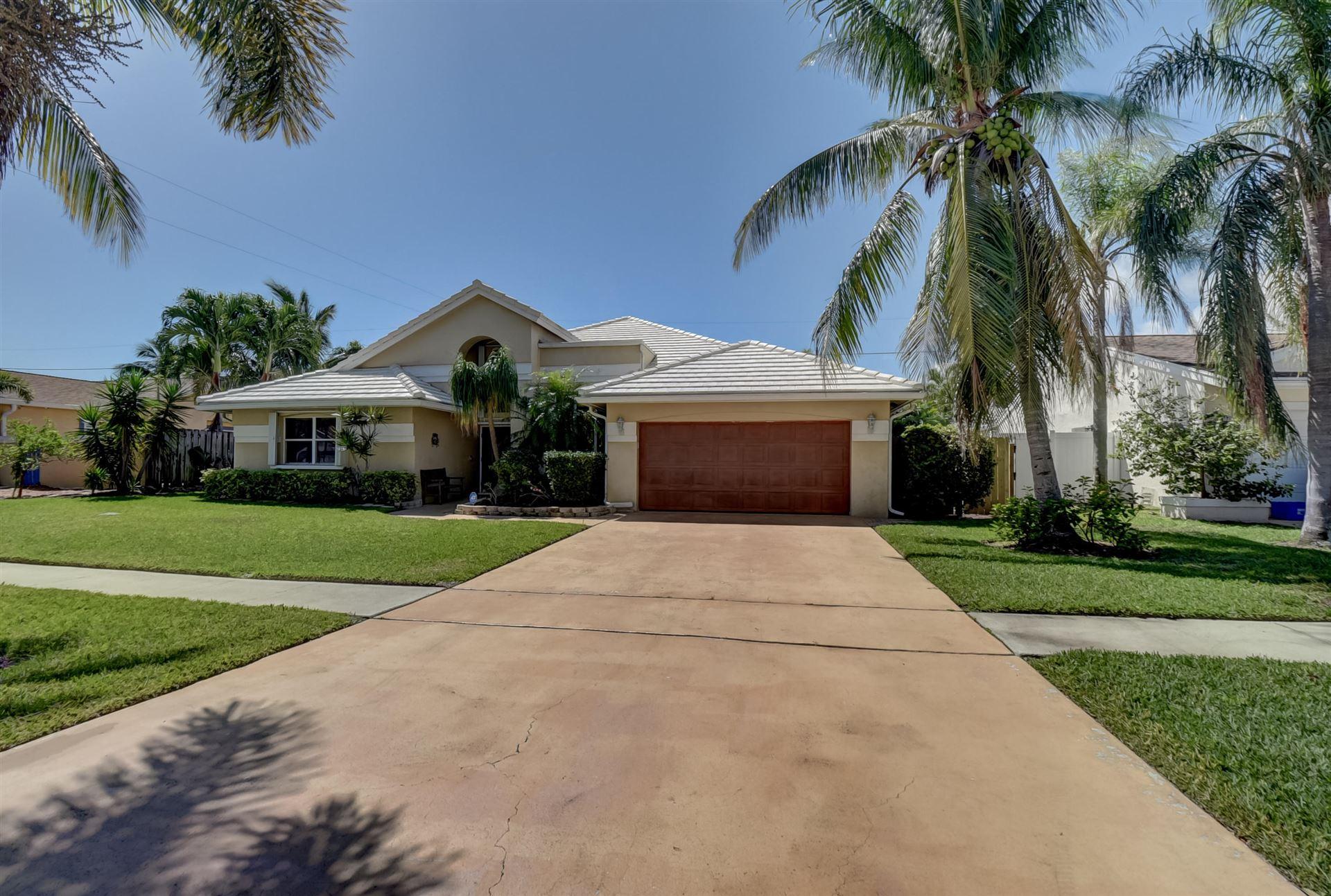 390 Apache Lane, Boca Raton, FL 33487 - MLS#: RX-10703157