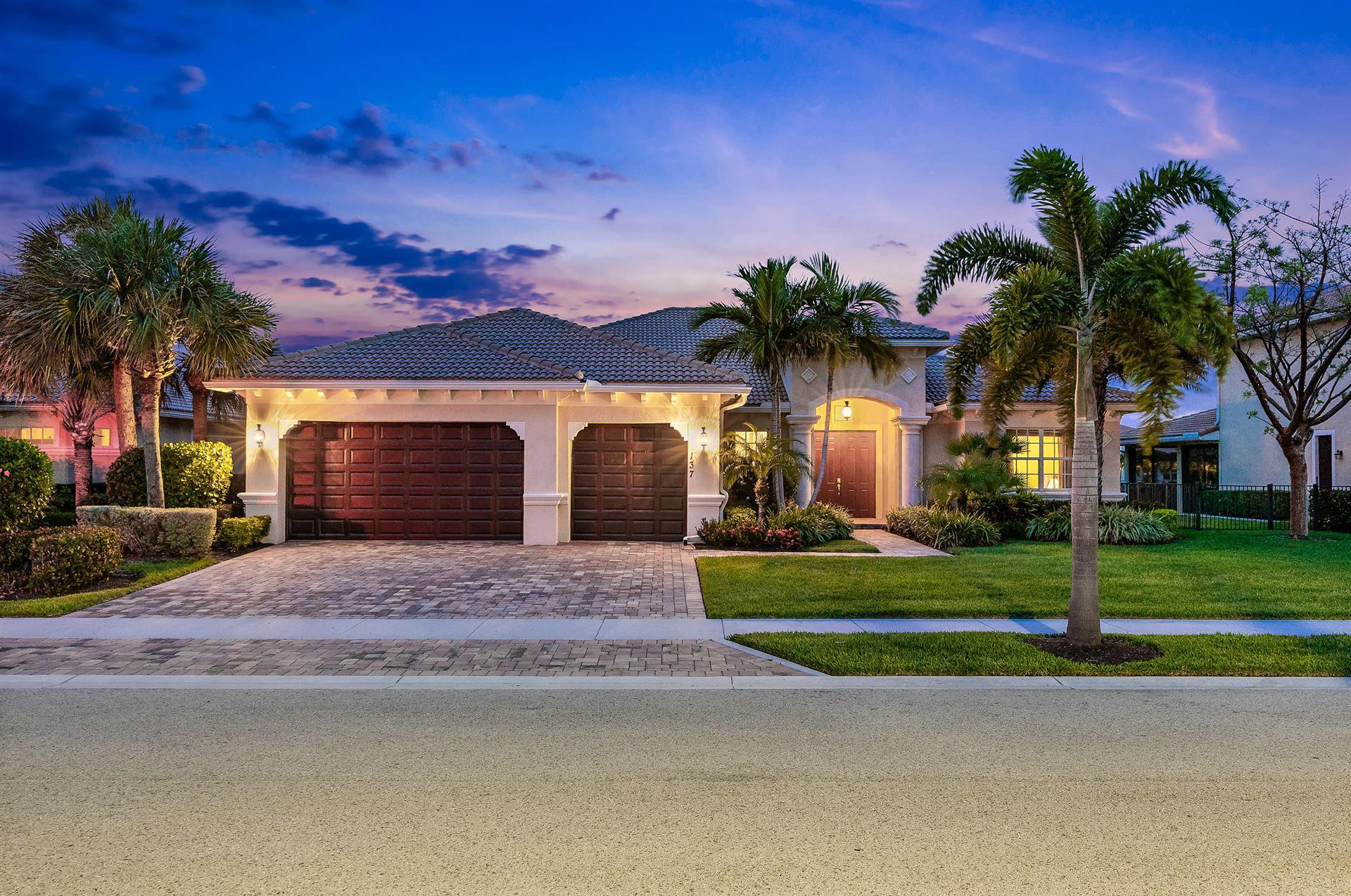 137 Casa Circle, Jupiter, FL 33458 - MLS#: RX-10716157