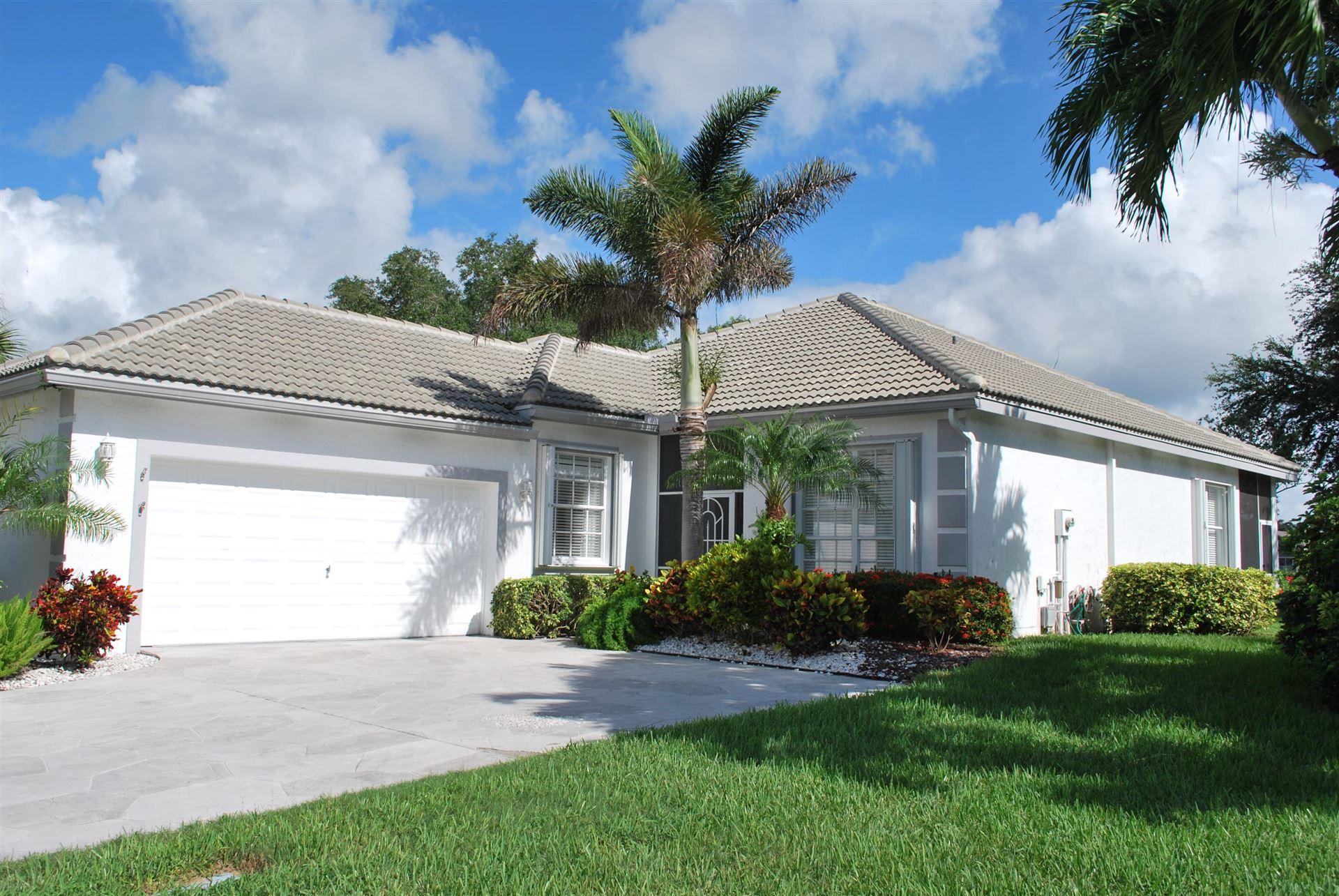 7745 Edinburough Lane, Delray Beach, FL 33446 - MLS#: RX-10732157