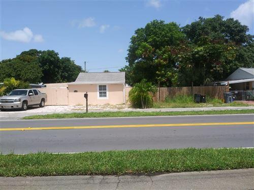Foto de inmueble con direccion 1033 Miner Road Lantana FL 33462 con MLS RX-10652158