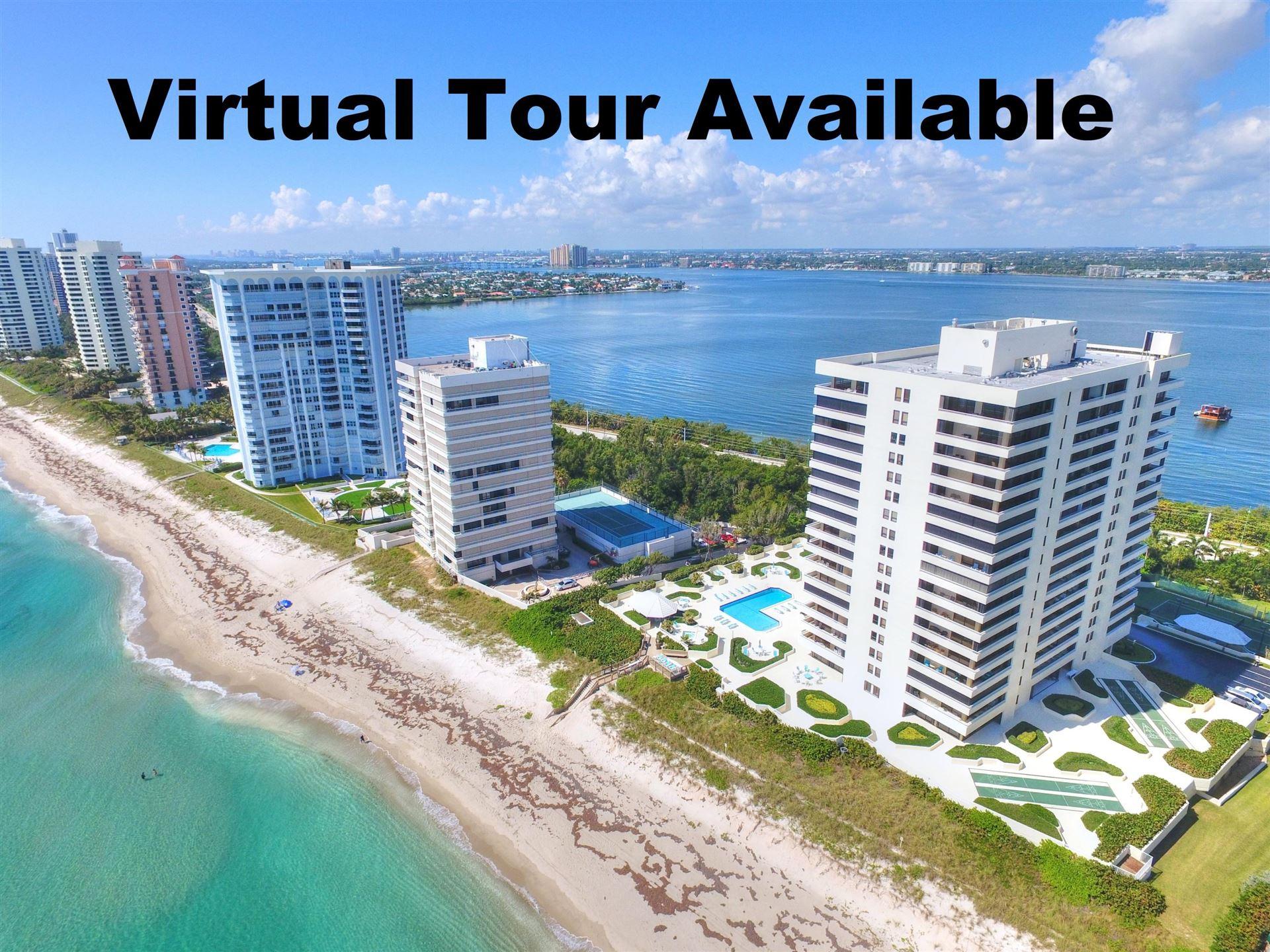 Photo of 5280 N Ocean Drive #10c, Singer Island, FL 33404 (MLS # RX-10612158)