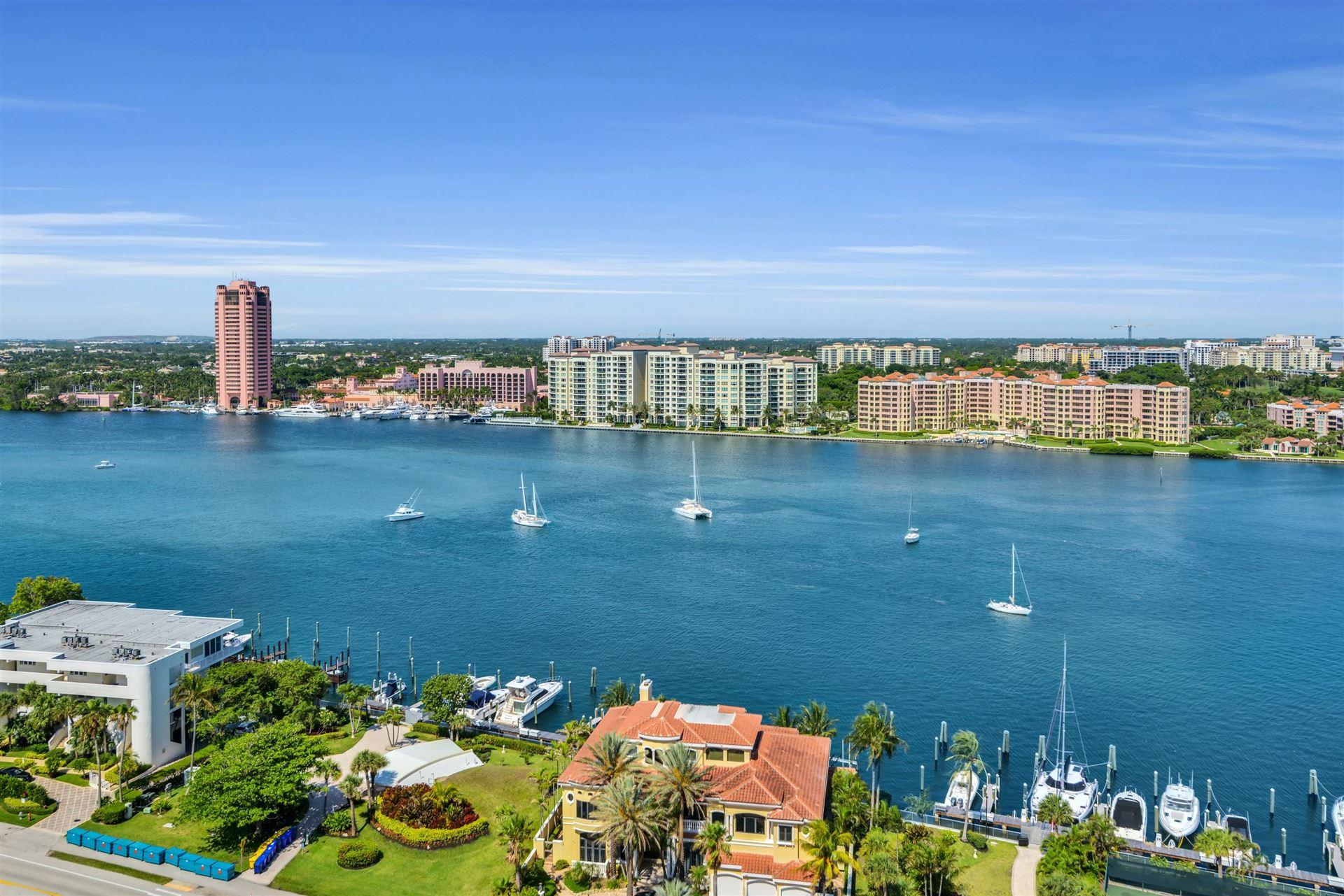 500 S Ocean Boulevard #1809, Boca Raton, FL 33432 - #: RX-10625158