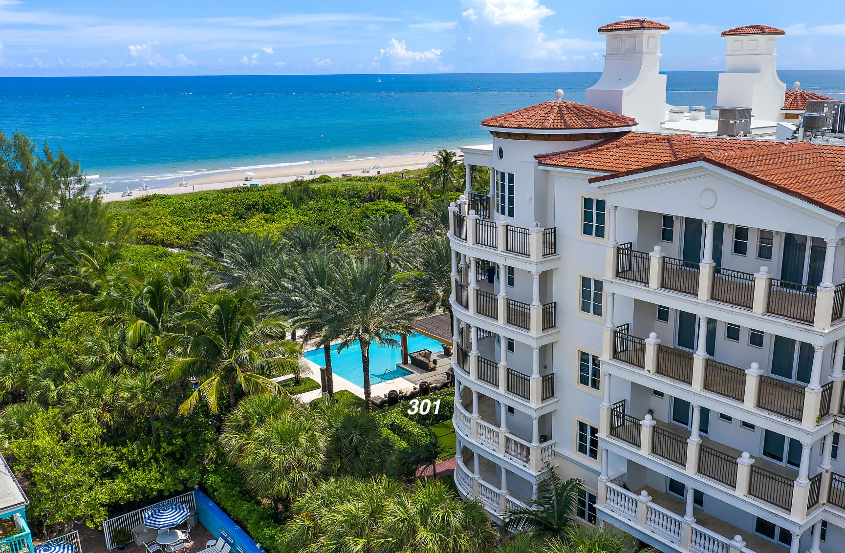 155 S Ocean Avenue #301, Palm Beach Shores, FL 33404 - #: RX-10660158