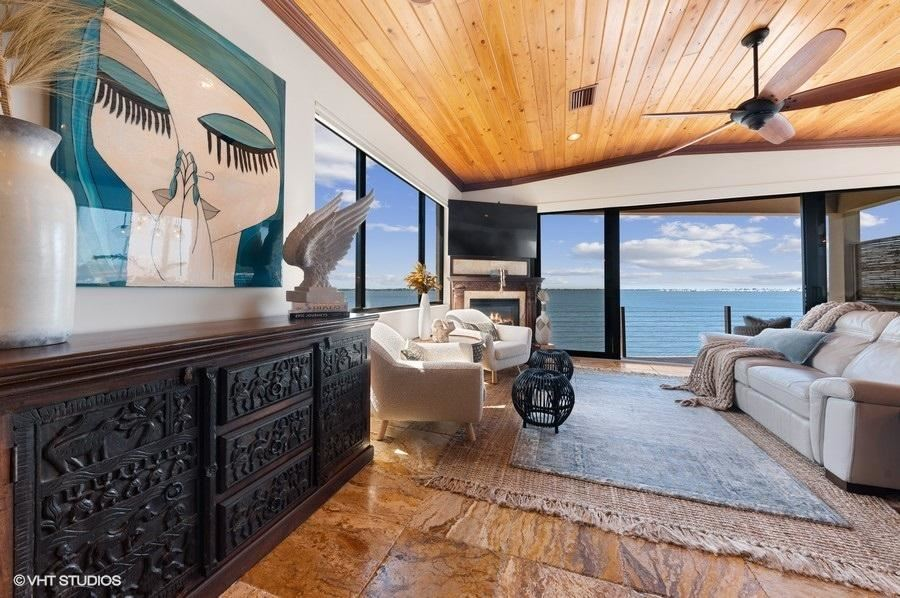 Photo of 10701 S Ocean Drive #921, Jensen Beach, FL 34957 (MLS # RX-10697158)