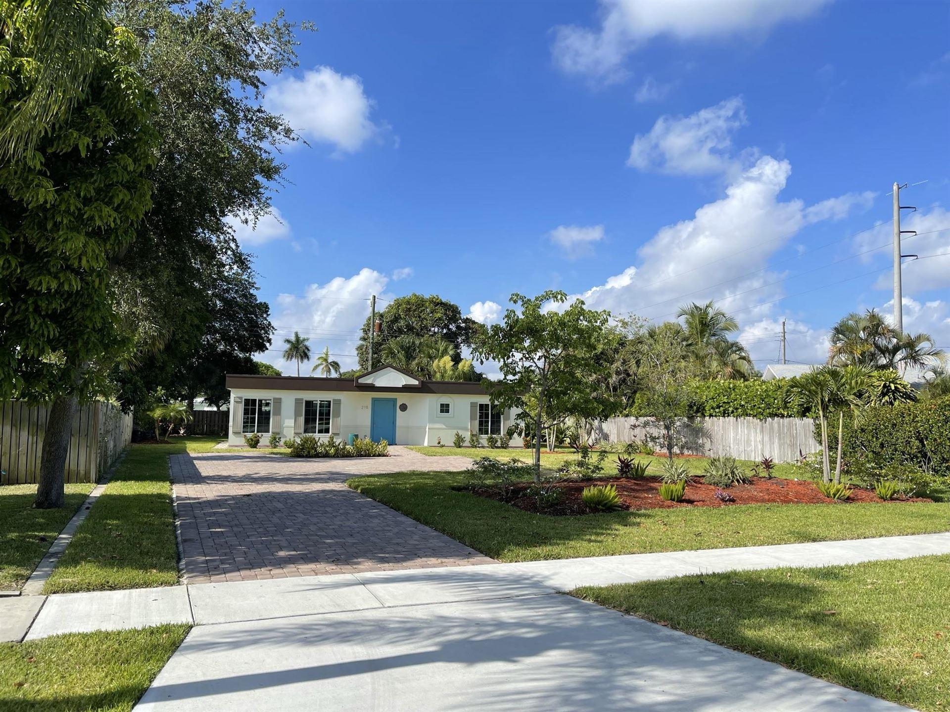 218 Hawthorne Drive, Lake Park, FL 33403 - #: RX-10720158