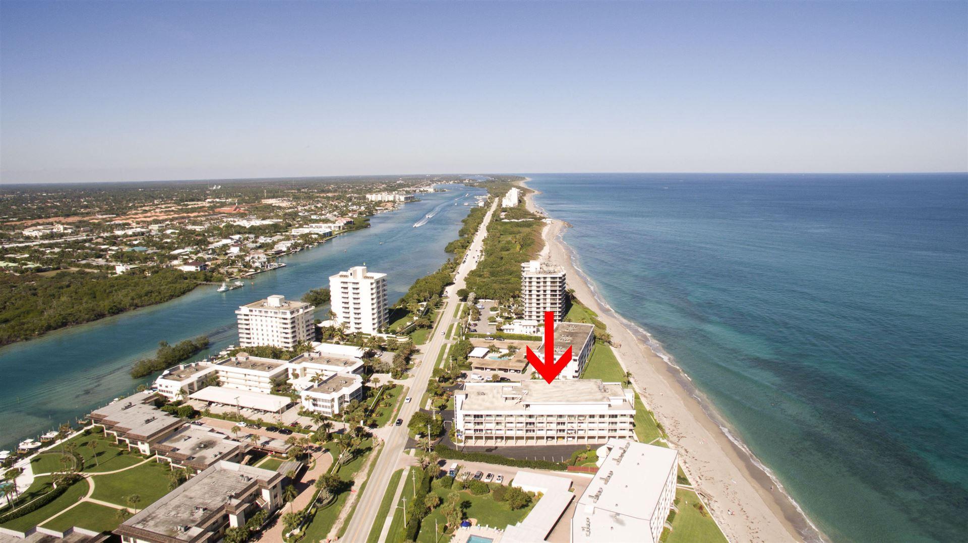 300 Beach Road #201, Tequesta, FL 33469 - #: RX-10611159