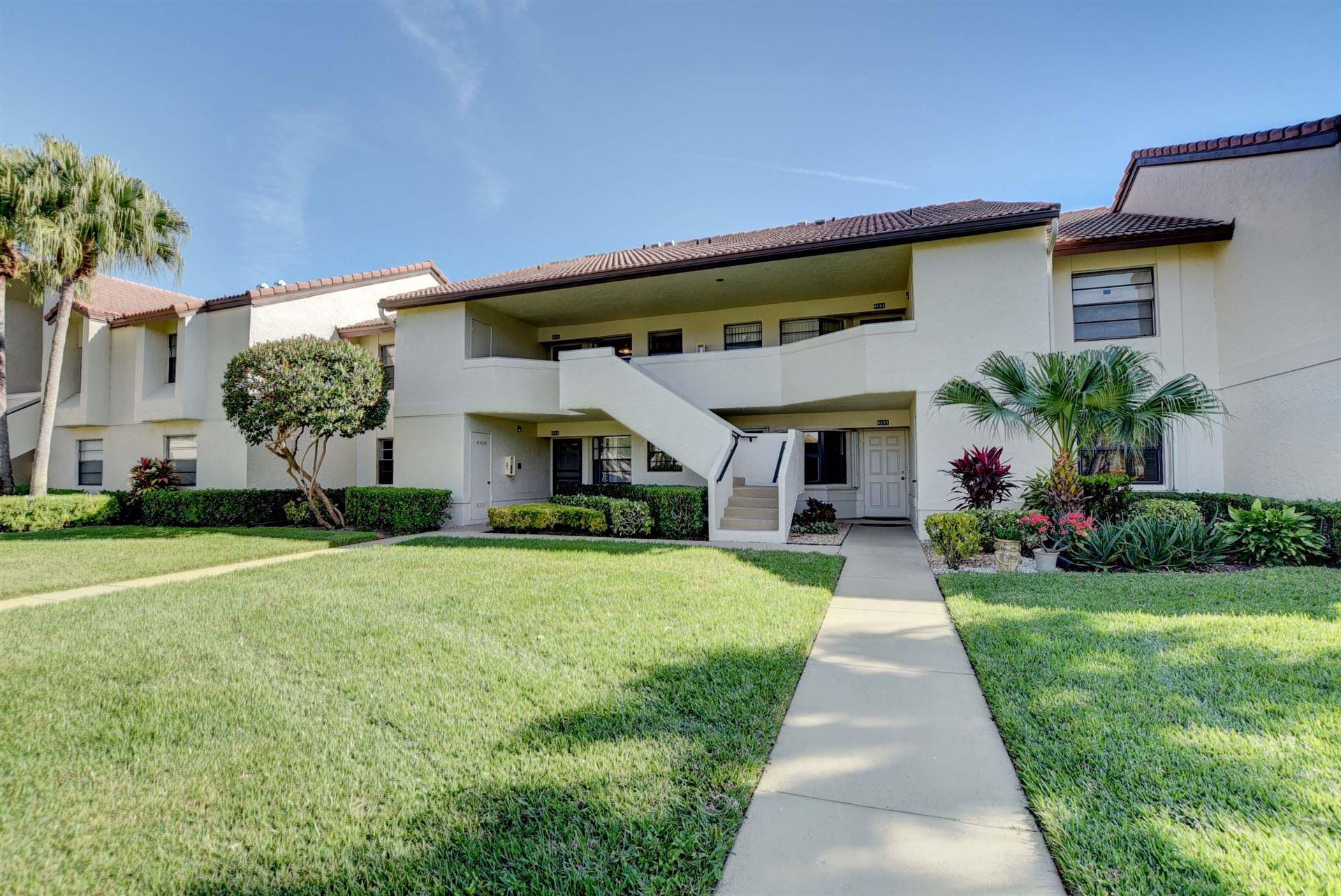 5837 Parkwalk Drive, Boynton Beach, FL 33472 - #: RX-10685159