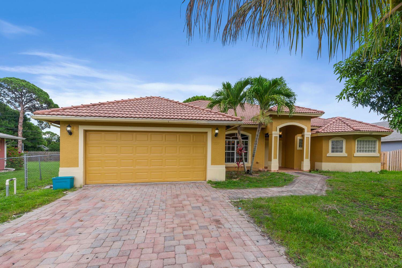 1125 SW Coleman Avenue, Port Saint Lucie, FL 34953 - #: RX-10728159
