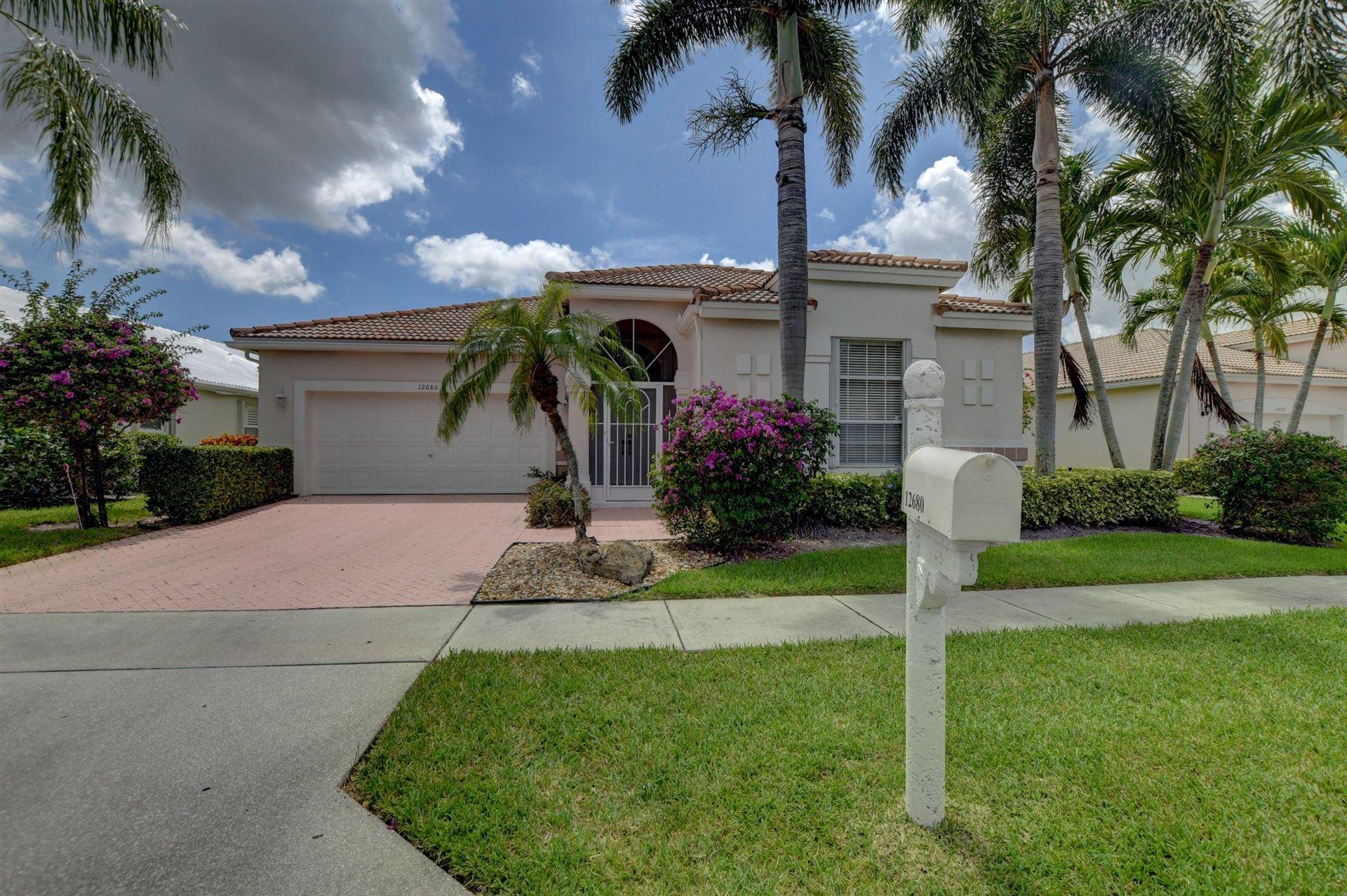 12680 Coral Lakes Drive, Boynton Beach, FL 33437 - #: RX-10734159