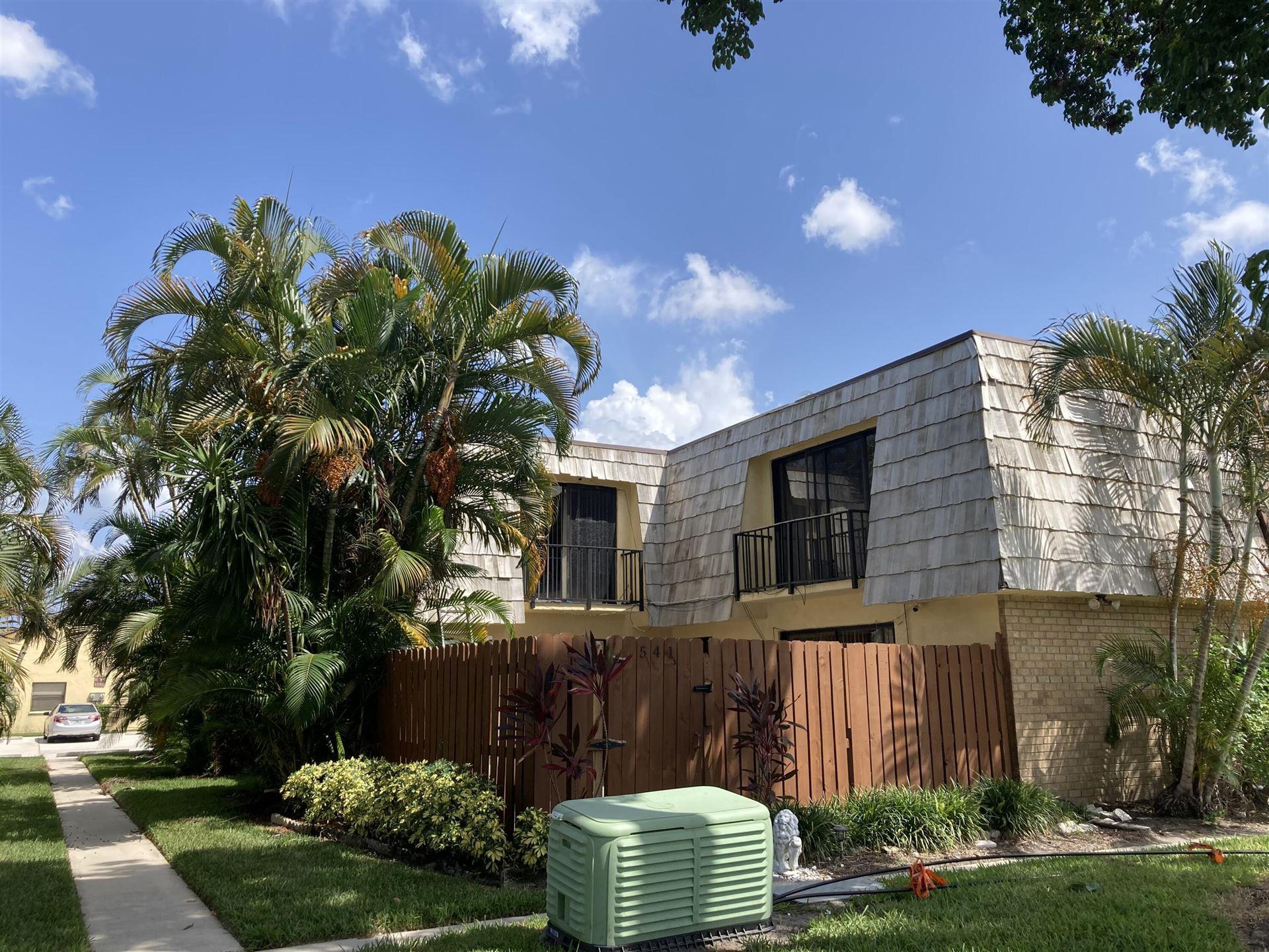 541 Springdale Circle, Palm Springs, FL 33461 - MLS#: RX-10744159
