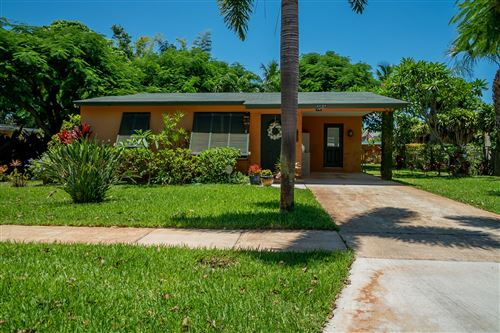 Photo of Listing MLS rx in 5525 Hobart Avenue West Palm Beach FL 33405