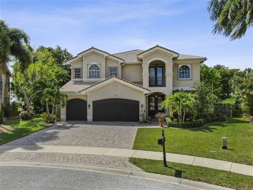 Photo of 11185 Sunset Ridge Circle, Boynton Beach, FL 33473 (MLS # RX-10719160)