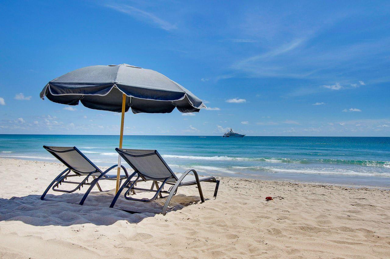 Photo of 2700 N Ocean Drive #406b, Singer Island, FL 33404 (MLS # RX-10577160)