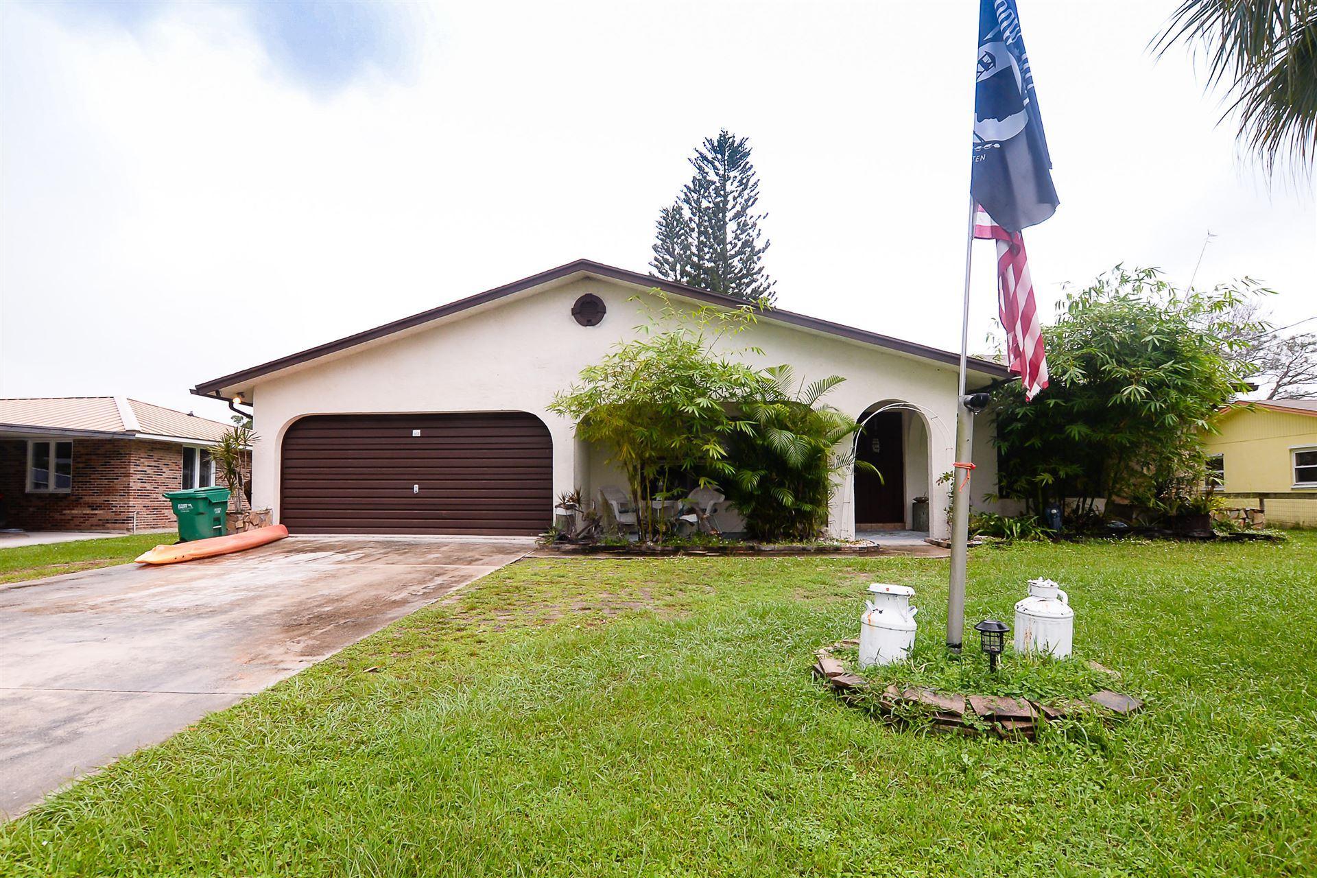 6012 Sunset Boulevard, Fort Pierce, FL 34982 - #: RX-10665160