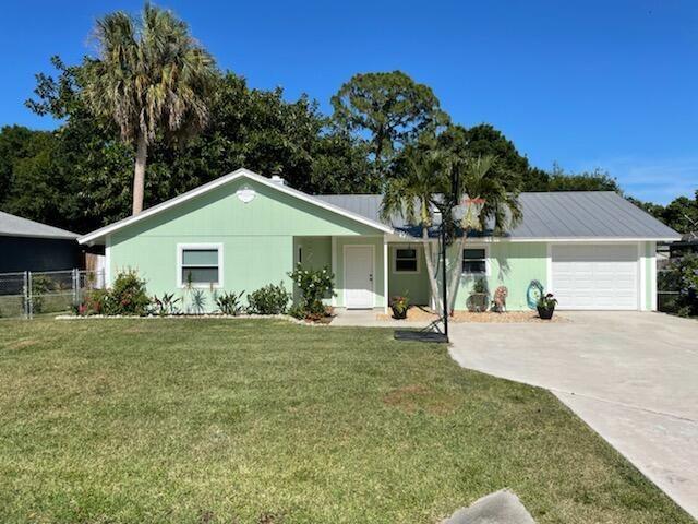 5106 SE Seagrape Drive, Fort Pierce, FL 34982 - MLS#: RX-10718160
