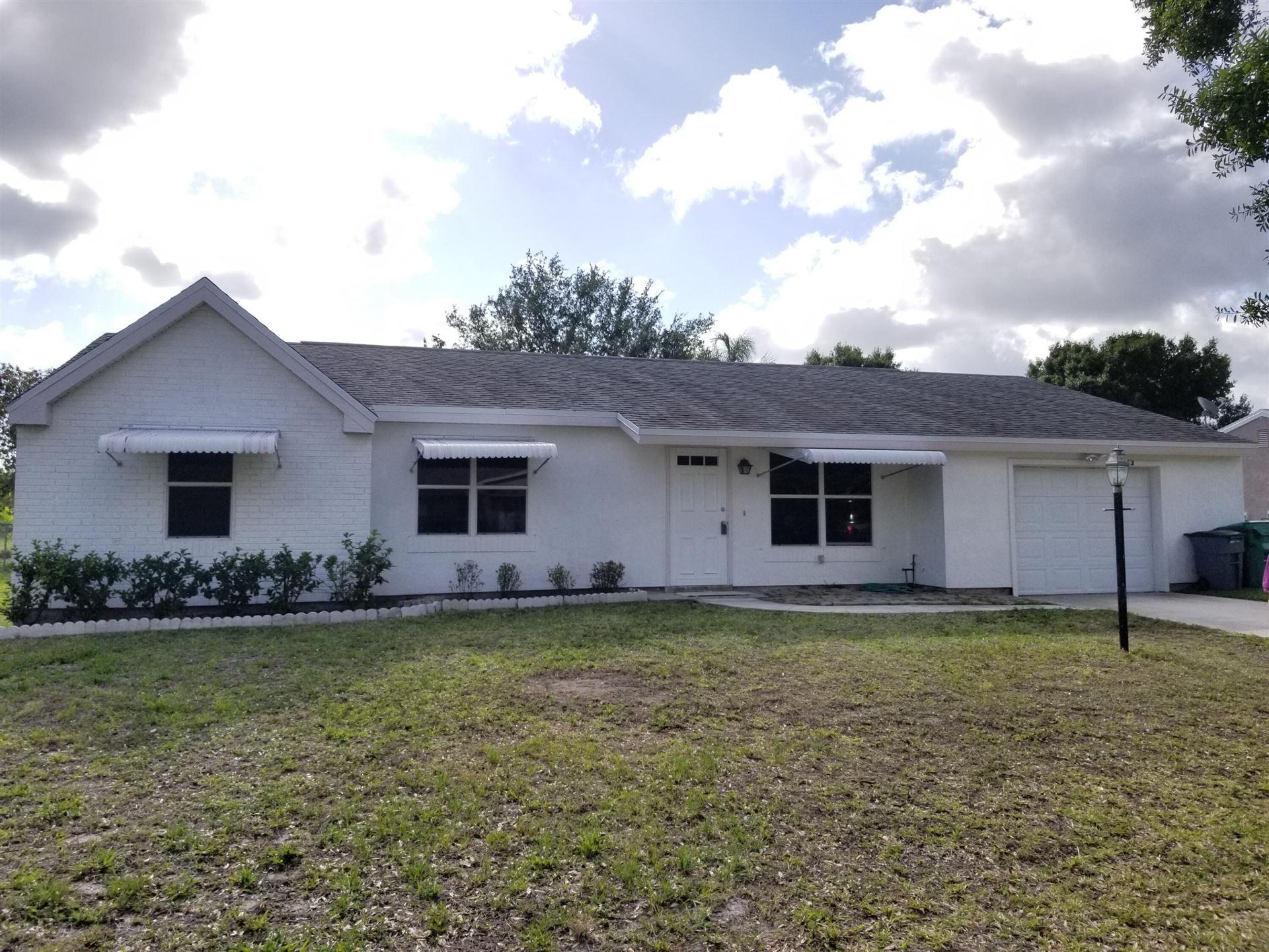 3173 SW Landale Boulevard, Port Saint Lucie, FL 34953 - #: RX-10720160