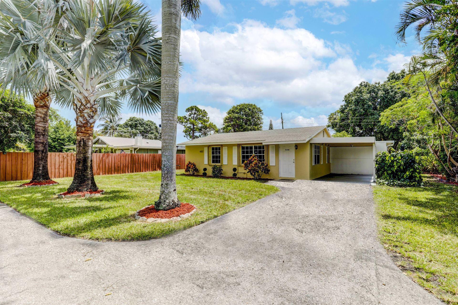 5156 Hartwick Lane, West Palm Beach, FL 33415 - #: RX-10744160
