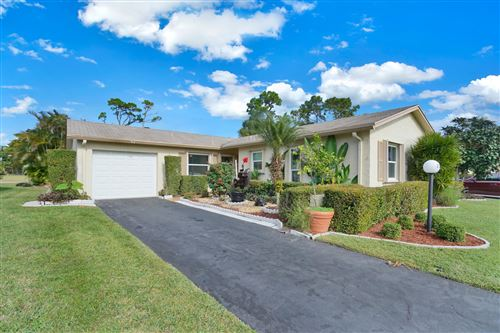 Photo of 7312 Pine Forest Circle, Lake Worth, FL 33467 (MLS # RX-10684161)