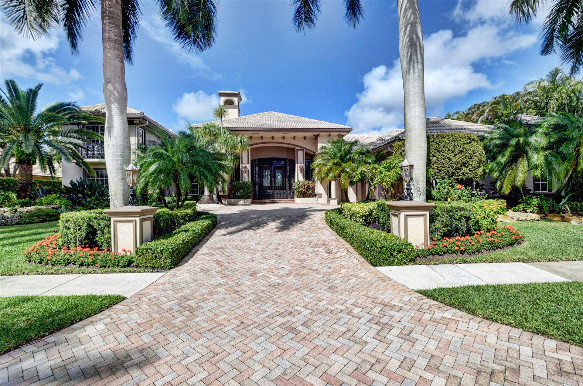 16427 Brookfield Estates Way, Delray Beach, FL 33446 - #: RX-10716161