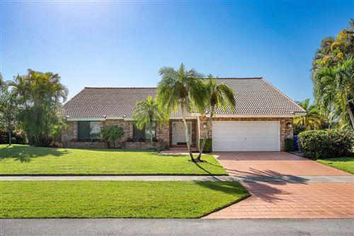 Photo of 2406 Deer Creek Lob Lolly Lane, Deerfield Beach, FL 33442 (MLS # RX-10745162)