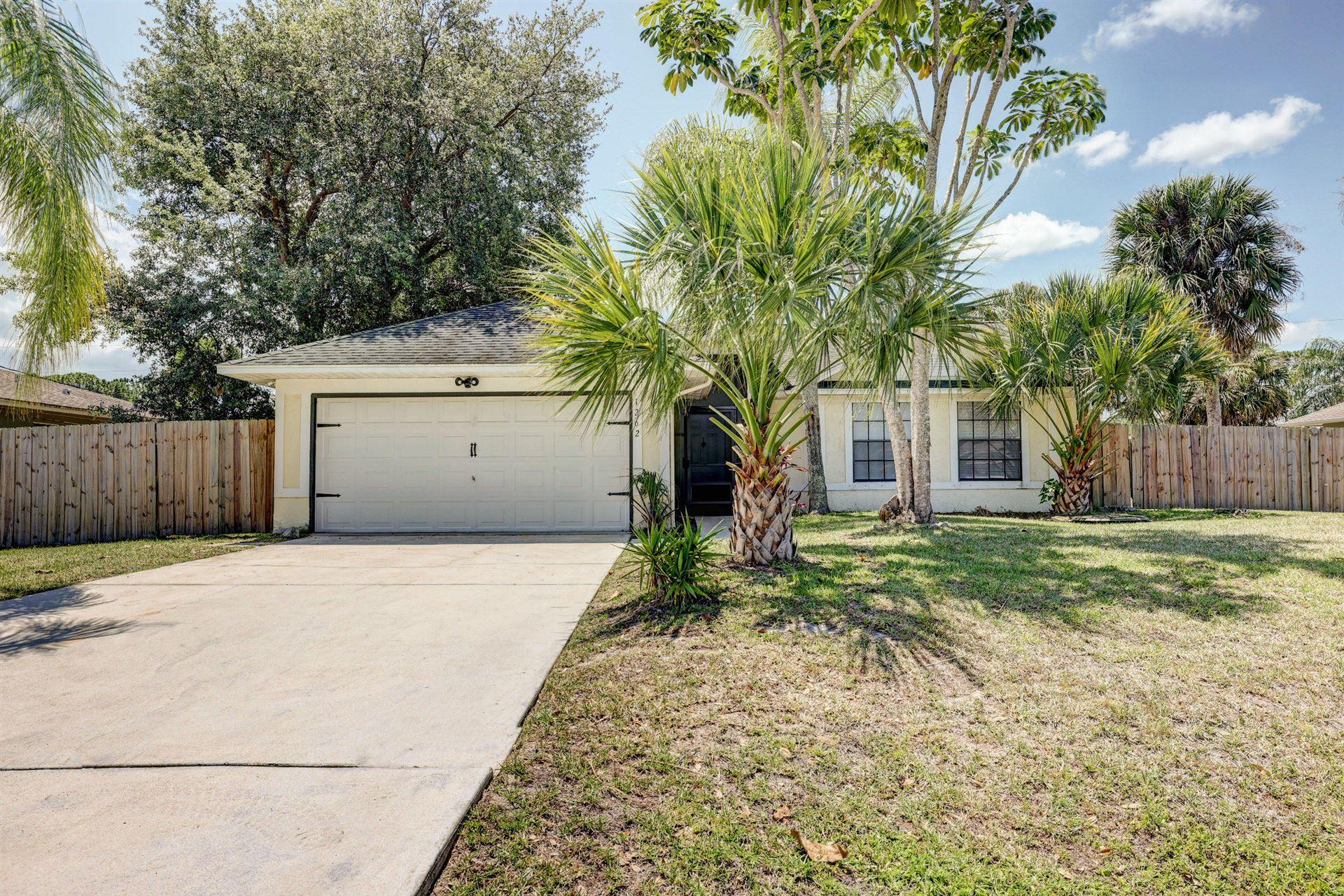 1262 SW Lawndale Avenue, Port Saint Lucie, FL 34953 - MLS#: RX-10713162