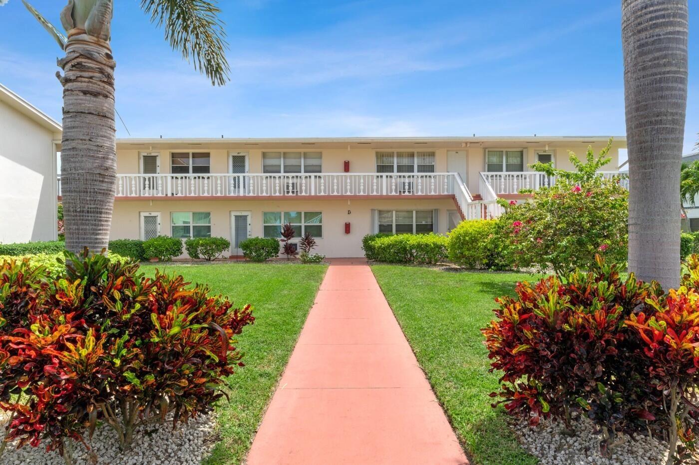 87 Coventry D, West Palm Beach, FL 33417 - MLS#: RX-10741162
