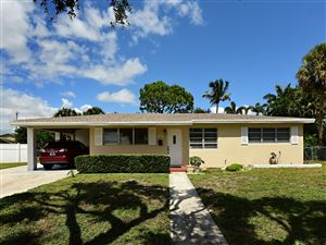 Photo of 2401 Palm Road, West Palm Beach, FL 33406 (MLS # RX-10569163)