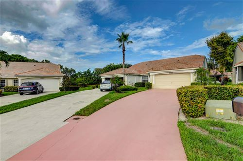 Photo of 15405 Lake Gardenia Place, Delray Beach, FL 33484 (MLS # RX-10746163)
