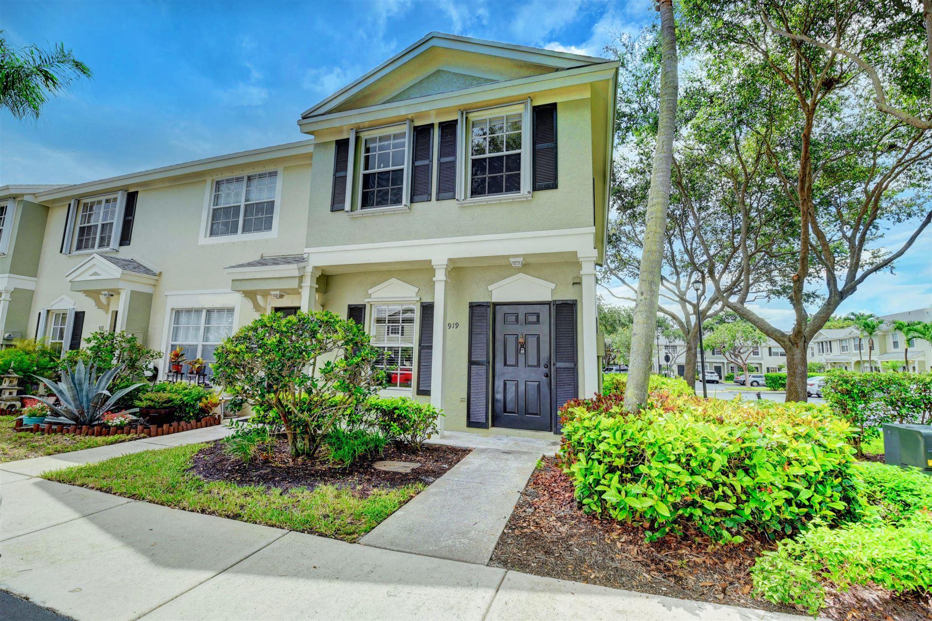 919 Kokomo Key Lane, Delray Beach, FL 33483 - #: RX-10631163