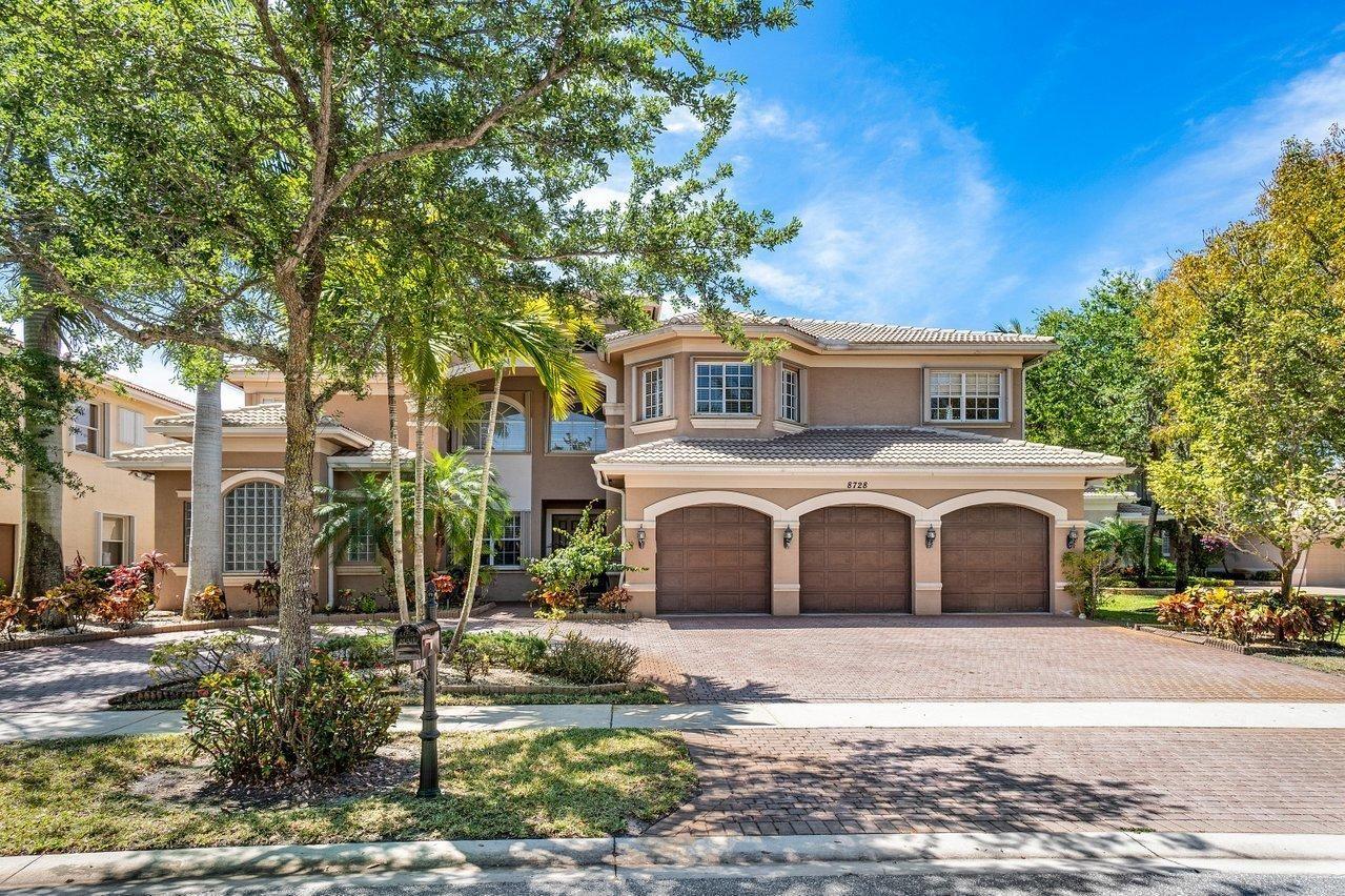 8728 Thornbrook Terrace Point, Boynton Beach, FL 33473 - #: RX-10706163