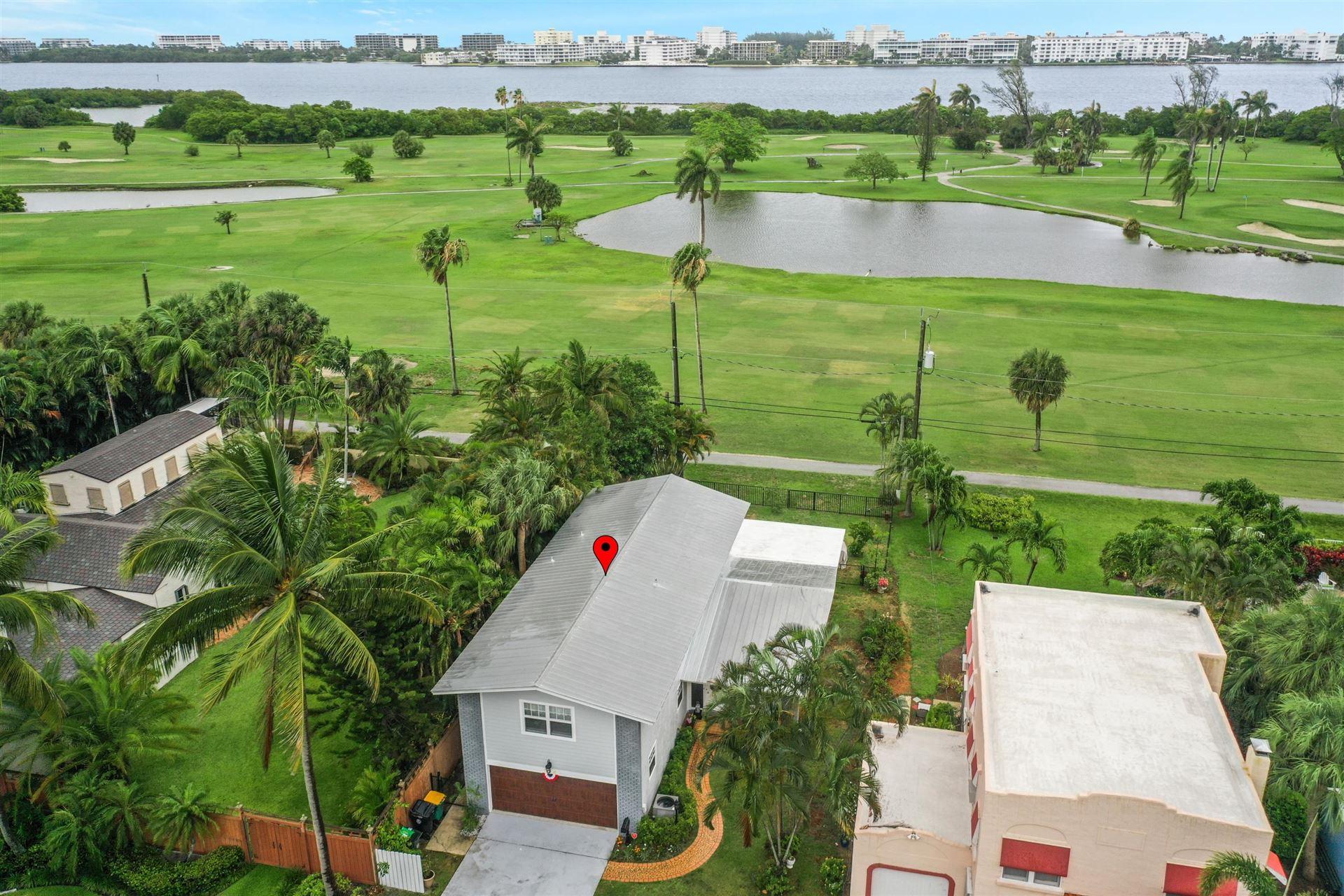 314 N Lakeside Drive, Lake Worth, FL 33460 - MLS#: RX-10724163