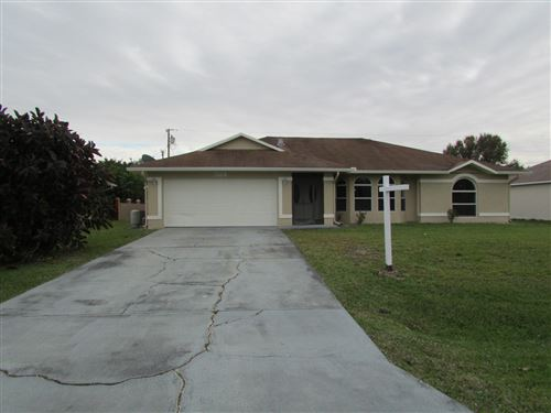 Photo of 324 SW Millard Drive, Port Saint Lucie, FL 34953 (MLS # RX-10596164)