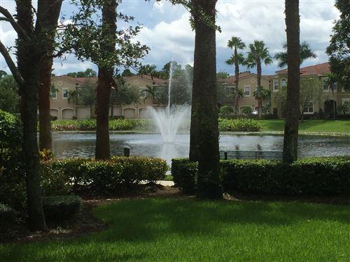 Photo of 4856 Bonsai Circle #208, Palm Beach Gardens, FL 33418 (MLS # RX-10638164)