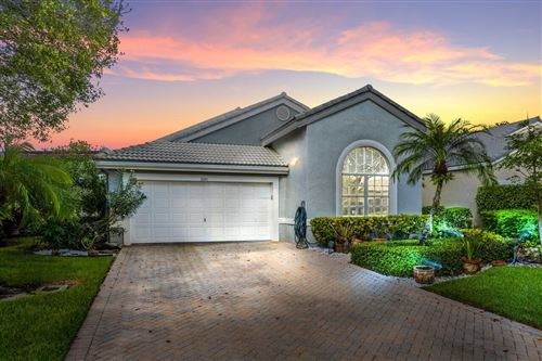 Photo of 6441 Three Lakes Lane, Boynton Beach, FL 33437 (MLS # RX-10752164)