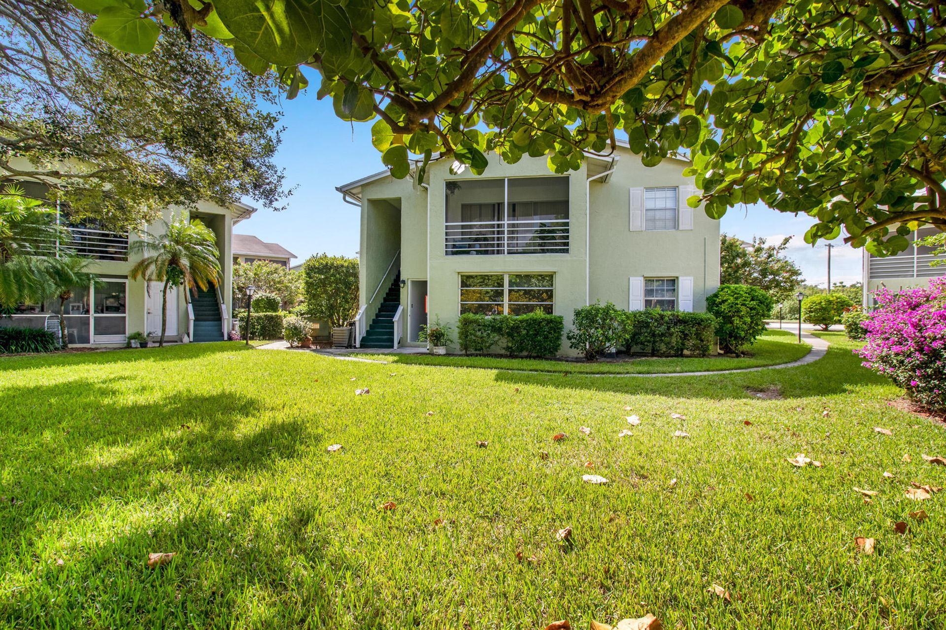 12104 Alternate A1a #G7, Palm Beach Gardens, FL 33410 - #: RX-10572164