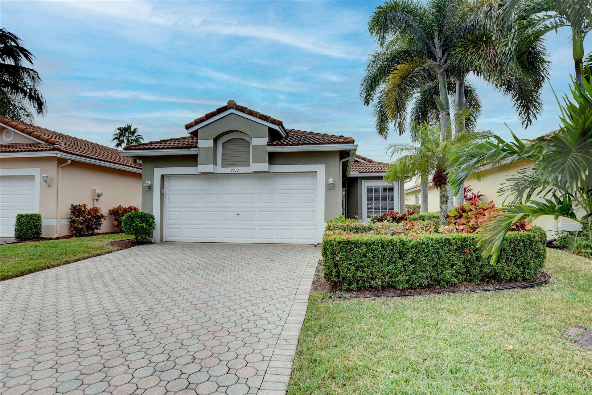 Photo of 7712 Cherry Blossom Street N, Boynton Beach, FL 33437 (MLS # RX-10682164)
